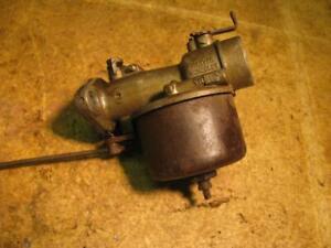 Wisconsin AKS 1 Cylinder Engine Marvel Schebler VH12 Carburetor