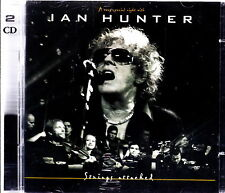 IAN HUNTER - Strings Attached, A Very Special Night (Live Oslo 2002) New 2 CD