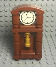 Lego New Clock / Antique Grandfather Clock Castle,kingdoms / Utensil Accessory