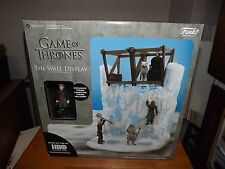 GAME OF THRONES, THE WALL DISPLAY WITH EXCLUSIVE TYRION LANNISTER FIGURE, NIB, 2