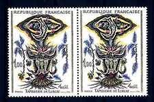FRANCE - FRANCIA 1966 Lunes et toros; Tapisserie de Jean Lurçat (1892/1966) (H)