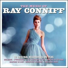Ray Conniff MUSIC OF Best Of 50 Original Recordings ESSENTIAL New Sealed 2 CD