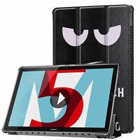 Smart Cover Per Huawei Mediapad M5 Pro 10.8 Pollici + Pen Slim Case Protezione