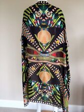 GIVENCHY CRAZY CLEOPATRA PRINT MODAL & CASHMERE LARGE SCARF MADE IN ITALY BNWT