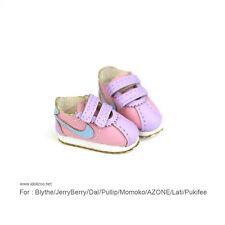 Retro Running Shoes_PURPLE for Blythe / Pullip / Momoko/AZONE/ Lati_y/Pukifee