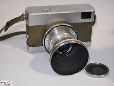 Carl Zeiss Jena Werra Kleinbild-Kamera Lens Tessar 2,8/50 MM Lens