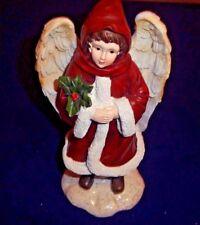 """VINTAGE CHRISTMAS ANGLE  8"""" Tall  # 3"""