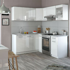 Küchen l form hochglanz  L-Form-Küchen | eBay