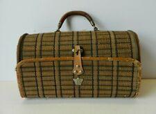 Vintage French Petanque/Boules Carry Case Bag