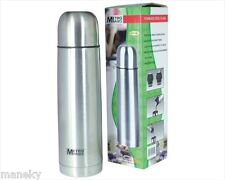 Stainless Steel Metal Vacuum Insulated Double Wall Thermos Bottle Flask 350 ML