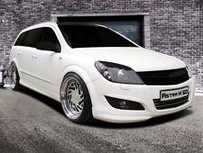 Opel Astra H Caravan Sw Frontansatz Frontspoiler Ansatz Limousine Spoilerlippe