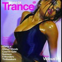 World Of Trance  Vicious Vic  Audio CD