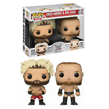 Funko Pop WWE 2 Pack Enzo Amore and Big Cass Vinyl Figure