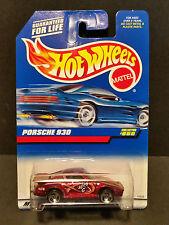 1997 Hot Wheels #856 Porsche 930 - 19524
