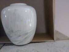 """Hand Crafted Ceramic Decorative 5"""" Vase"""