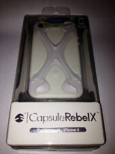 SwitchEasy SW-126610 Capsule Rebel X Case for iPhone 4/4S - 1 Pack - Retail Pack