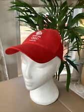 Official Team GB London 2012 Red Baseball Cap - NEW, Adidas