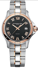 Raymond Weil Men's 2970-SG5-00208 Parsifal Automatic Black Dial Men's Watch