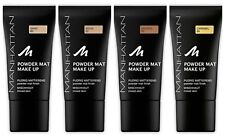 Manhattan Powder Mat Make Up Prevent Skin Shine All Skin Types Choose Shade