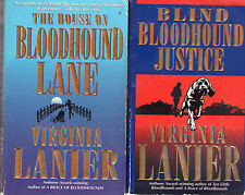Complete Set Series - Lot of 7 Bloodhound Mystery by Virginia Lanier (Sidden)