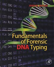 FUNDAMENTALS of FORENSIC DNA TYPING fingerprinting genetics methods