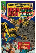 **TALES OF SUSPENSE #72**(1965 MARVEL)**IRON MAN**SLEEPER APPEARANCE**STAN LEE**