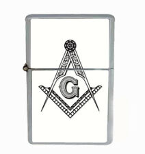 Freemason Rs1 Flip Top Dual Torch Lighter Wind Resistant