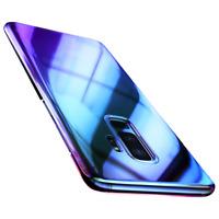 Farbwechsel Handy Hülle Huawei P8 Lite Case Bumper Schutz Back Cover Brandneu