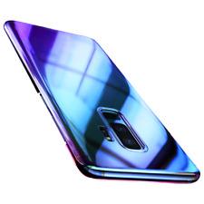 Farbwechsel Handy Hülle LG G6 Case Bumper Schutz Back Cover Brandneu Farbverlauf