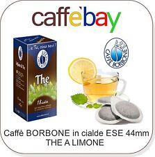 Tot.90 Cialde ESE THE Tè A LIMONE Borbone