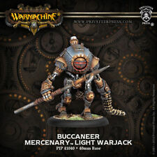 Warmachine: Mercenaries Buccaneer Light Warjack PIP 41040 NEW