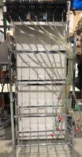 Soda rack,Carbonator,gauges & 8 Flojet pumps & 40 feet soda line McCann's Soda