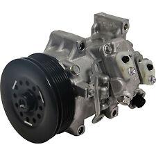 DENSO 471-1632 New Compressor And Clutch