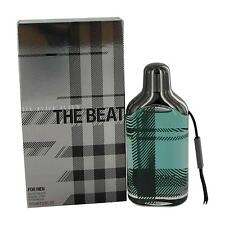 BURBERRY THE BEAT for Men Cologne 3.3 oz 3.4 NEW in BOX