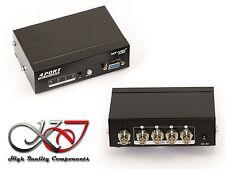 Switch SDI 4 Ports - Contrôlable par télécommande et RS232