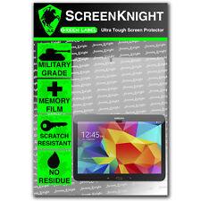 """ScreenKnight Samsung Galaxy Tab 4 10.1"""" SCREENPROTECTOR invisible Shield"""