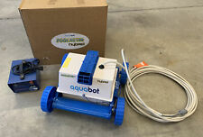 Aquabot APRV Pool Rover Hybrid Above Ground Automatic Swimming Pool Cleaner Used