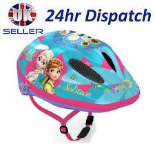 Disney FROZEN Niños Bicicleta Casco De Seguridad 3 años 52-56cm