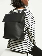 Kin Navy Blue Sia Foldover John Lewis Shoulder Backpack Designer Bag £149
