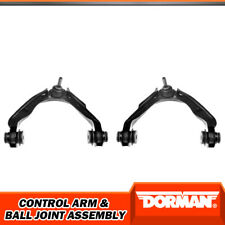 Dorman Front Upper Control Arms & Ball Joints For Ford Crown Victoria 2006-2011