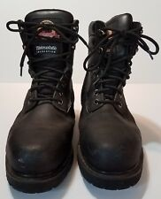Brahama Steel Toed Oil Resistant Insulated Mens Boots
