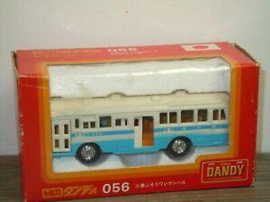 Mitsubishi Fuso One Man Bus - Tomica Dandy 056 Japan 1:88 in Box *39807