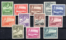 Antigua lmmint set + -Excellent Cat £180  1938-51 KGVI