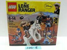LEGO 79106 The Lone Ranger Cavalry Builder Set Factory