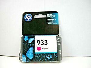 Magenta Original Ink Cartridge (EXP 2020)(HP 933)(New Old Stock)(QTY 1 ea)A04-2