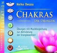 Chakras, Audio-CDs, Die Übungen, 1 Audio-CD: Übungen mit... | Buch | Zustand gut