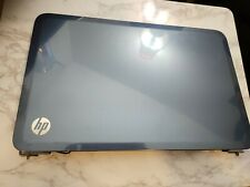 """New listing Hp Pavilion g6-2243cl g6-2000 Series 15.6"""" Lcd Screen Complete Assembly Blue"""