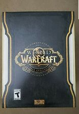 Brand New World of Warcraft 15th Anniversary Collector's Edition PC WoW In hand