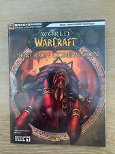 BRADYGAMES World of Warcraft Official Strategy Guide Dungeon Companion