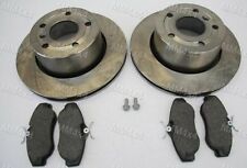 Discovery 2 TD5 / 4.0 Front Disc and Pad Kit